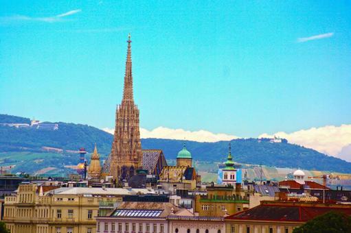Streets of Vienna, Austria 40