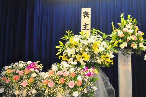 장례식 화환