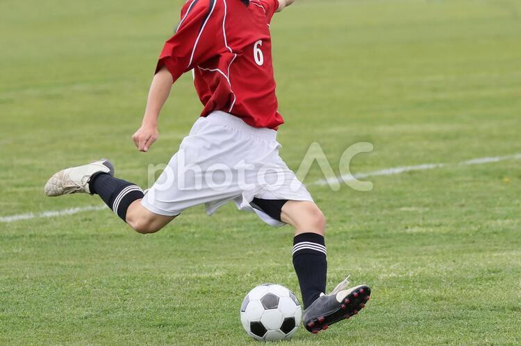 サッカー フットボールの写真