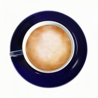 커피 라떼 커피 [psd 유】