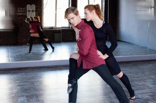 Dancing in a duet 7