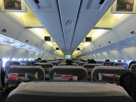 비행기 객실