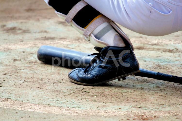 野球少年の写真