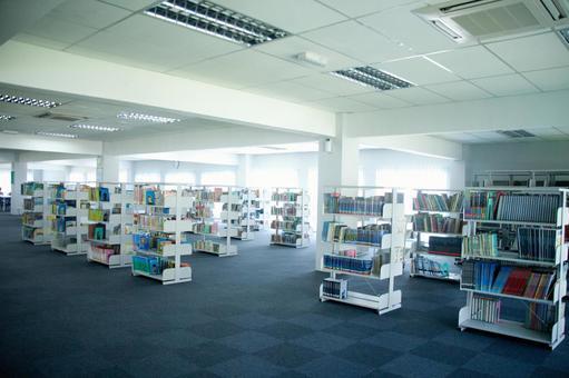 Overseas library
