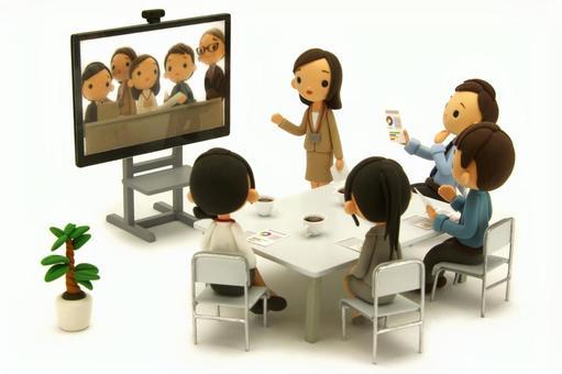 Nendo Doll Web Conference B