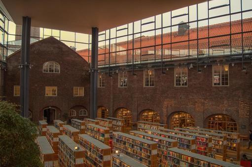 Sweden KTH Library 3