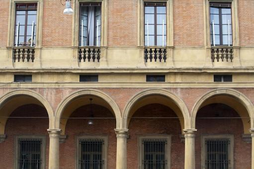 Arch of Bologna Arcade