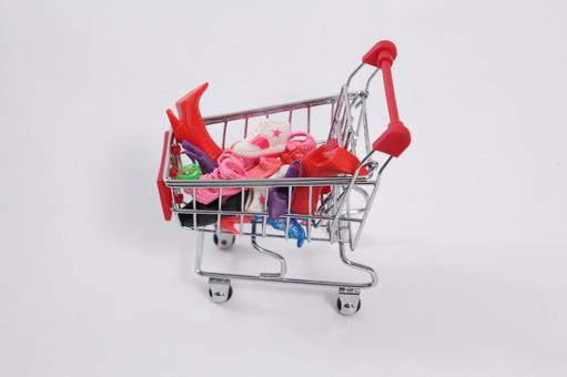 Shopping cart 62
