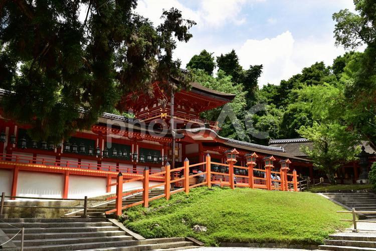 奈良 春日大社の写真