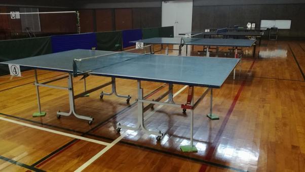 健身房☆乒乓球桌