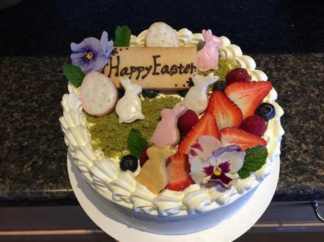 Cake easter