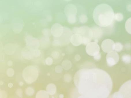 Calm green blank blur background material