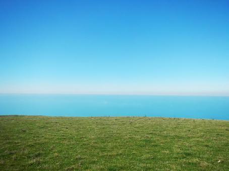 하늘과 바다와 초록