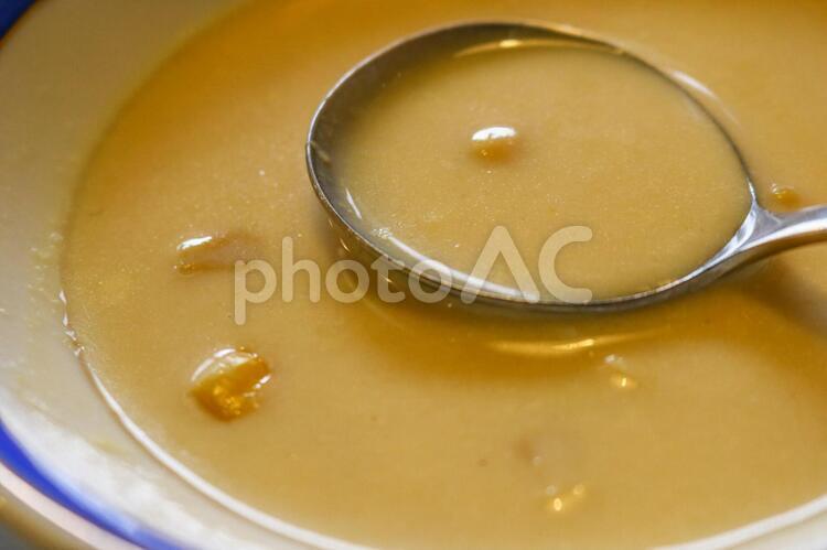 コーンスープの写真