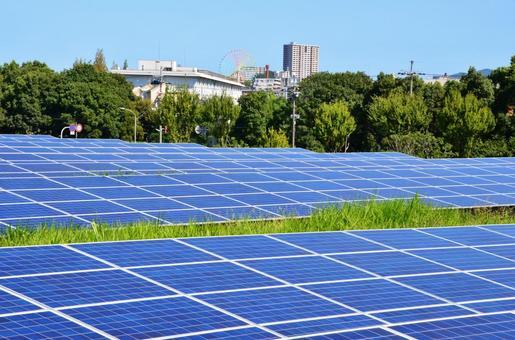 태양 광 발전소 2