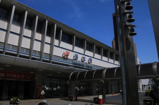 Hamamatsu station building