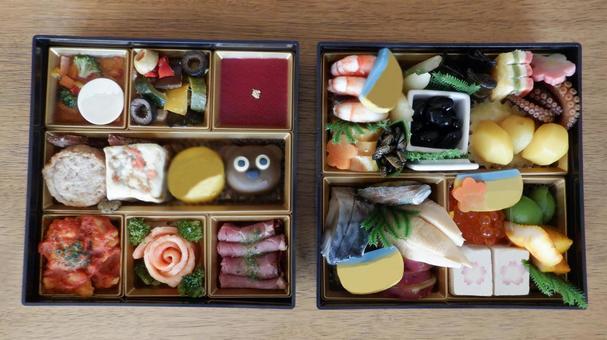 Delicious osechi