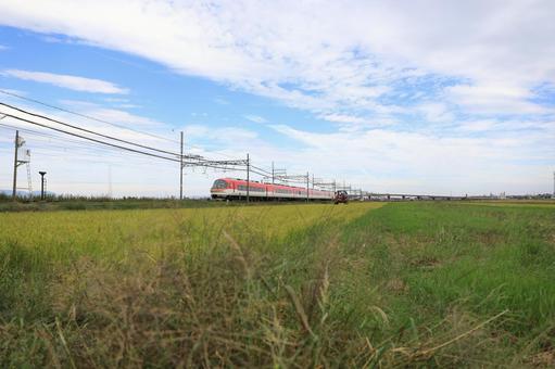 시골 기차