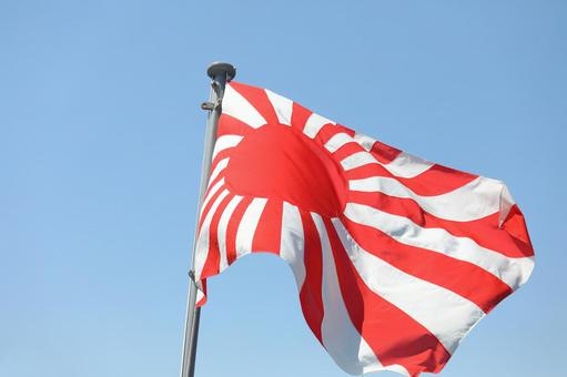 日本國旗亞洲國旗日本國旗。