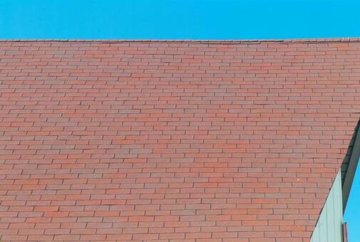 Triangular roof house 2