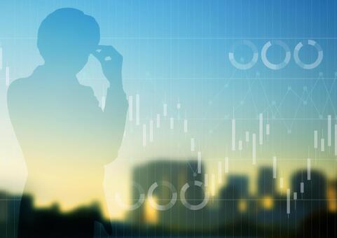 商業擔憂股票價格資產