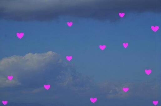 Rain of the heart (love / marriage)
