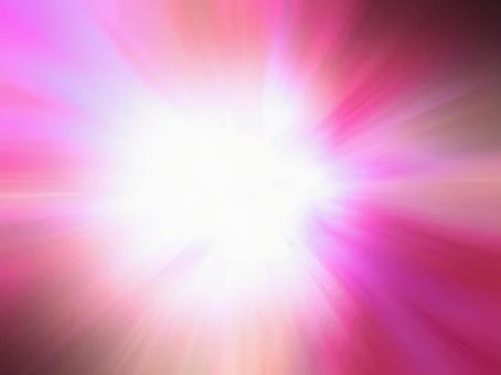 광선 - 핑크와 마젠타