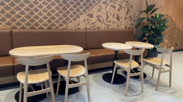 Cafe seat