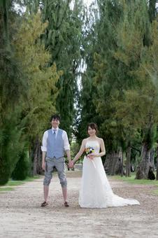 Wedding resort wedding