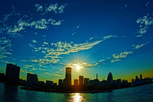 The streets of Yokohama 1