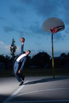 Foreigners who play basketball 34