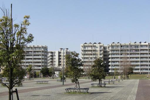 集合住宅 マンション