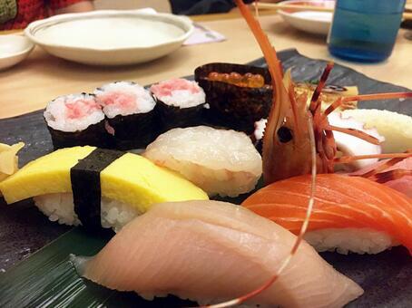 스시 초밥 모듬