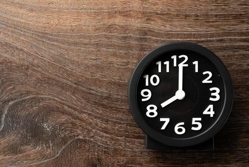 Clock 8 o'clock 20 o'clock