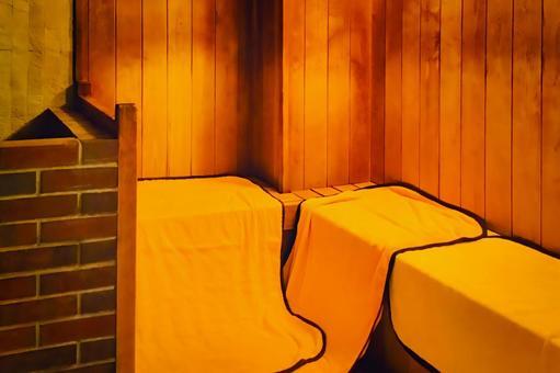 Sauna mat
