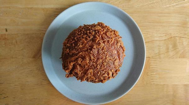 바삭 바삭한 카레 빵