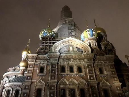Church of the Savior on the Blood, St. Petersburg