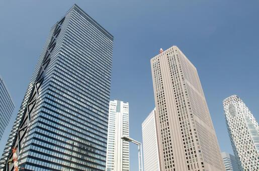 Shinjuku Tall Building 11