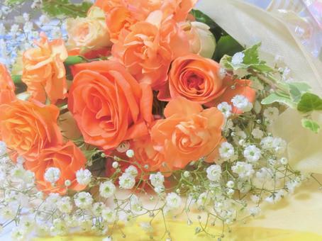 Gorgeous bouquet of vitamin colors