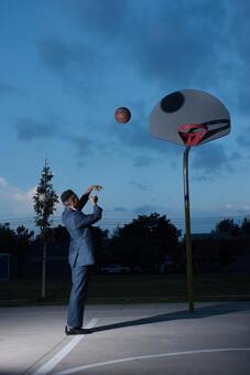 Foreigners who play basketball 36