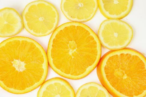 Sliced Orange 2