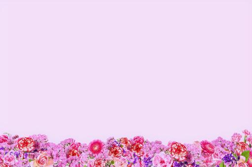 花束背景材料