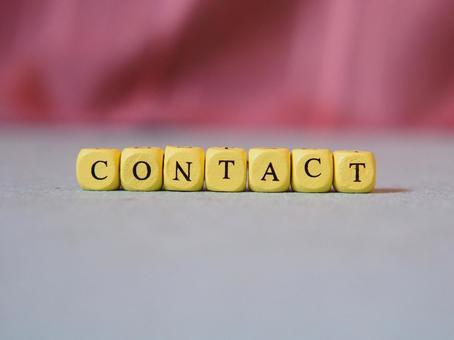 CONTACT (연락처) 문자 소재