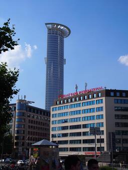 독일 프랑크푸르트의 빌딩
