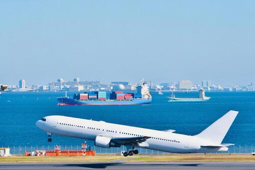물류 지원 운송 산업