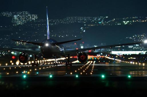 Fly at night