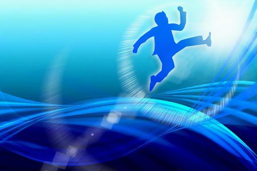Jump rising intention 2