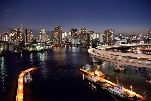 도쿄 야경