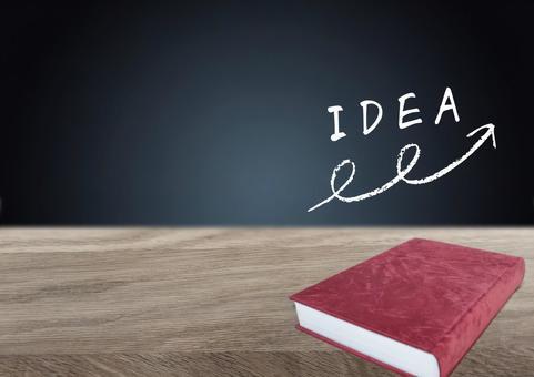 Books and ideas upwards