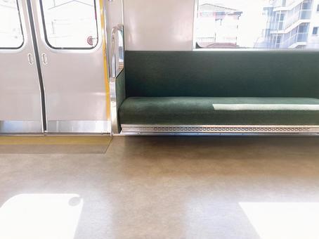 기차 좌석